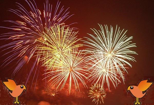 Szczęśliwego Nowego Roku ...